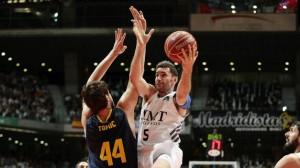 Rudy, MVP de la Copa del Rey 2015 que ganó el Real Madrid de Baloncesto