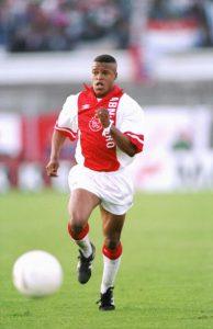 Edgar Davids, irreconocible en sus inicios con el Ajax