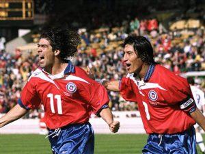 Marcelo Salas-Iván Zamorano, historia viva de la selección de Chile Fuente: foxsportla.com
