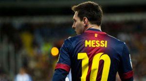 Leo Messi, el eterno 10 del Barça Fuente: rtpa.es