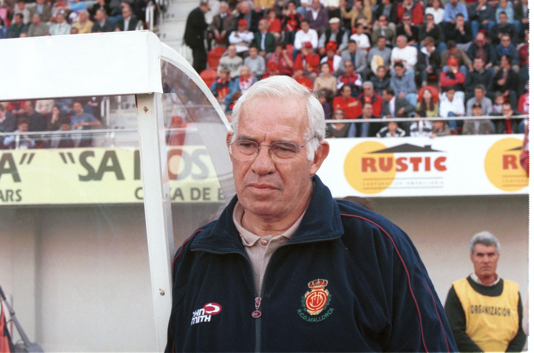Entrevista a Luis Aragonés