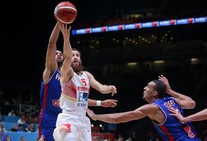 El Chacho dirigió a España con maestría. Eurobasket2015.org