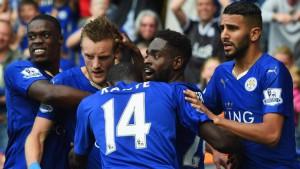 Un milagro llamado Leicester