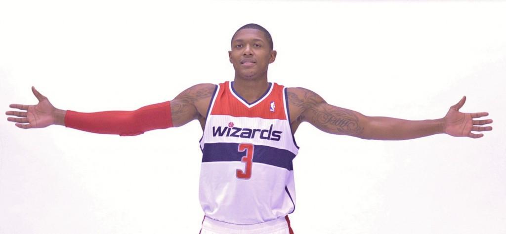 Bradley Beal. Futuras estrellas NBA.