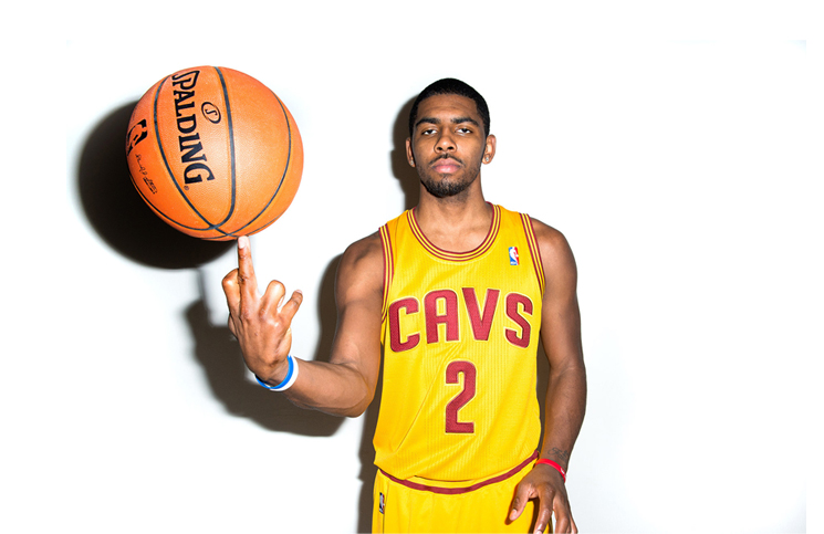 Kyrie Irving. Futuras estrellas NBA.