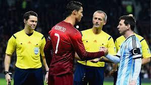 Messi-Cristiano Ronaldo, una rivalidad de época. Fuente: clickdeportivo.net