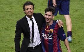 Luis Enrique varió su trato con Leo Messi y acabó ganando el Triplete. Fuente: sport.es