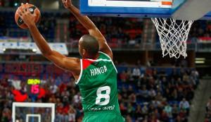 Hanga, el 4x4 del Baskonia.