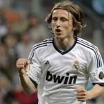 Modric, mejor centrocampista de la temporada.