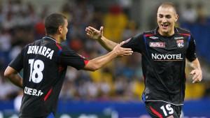 Ben Arfa y Benzema. Aquellos dos jóvenes franceses que apuntaban alto en el Lyon. Ben Arfa cómo juega: el renacimiento de un mago