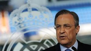 Florentino Pérez. www.navarrainformacion.es política de fichajes del Real Madrid