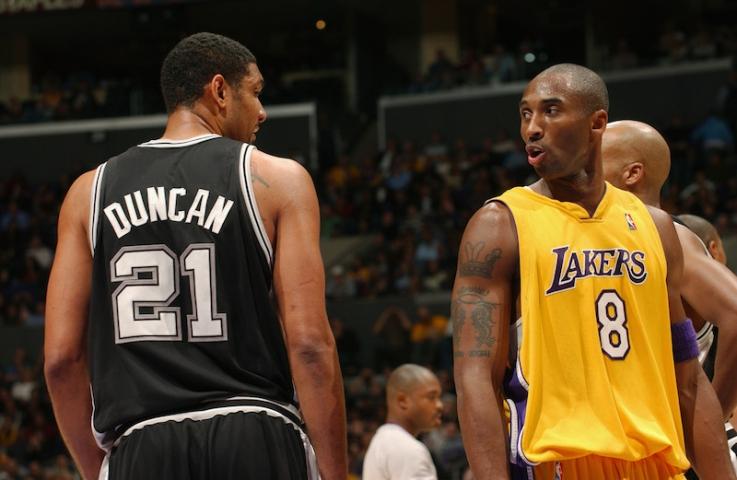 Duncan y Bryant, dos leyendas muy distintas.