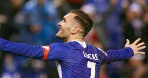 Lucas Perez Gunner