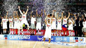 El Real Madrid es el actual campeón de Liga.