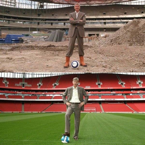 Wenger Stadium