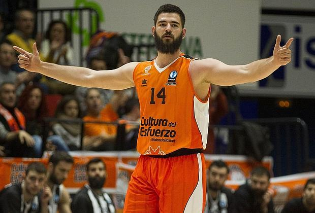 Dubljevic, el go-to-guy del Valencia Basket.