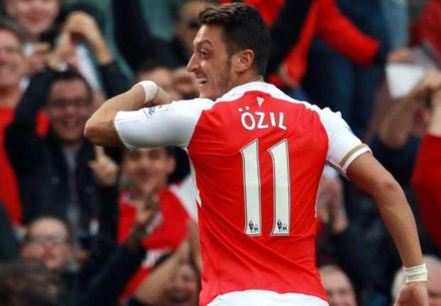 Özil, actualmente el mejor 10 del mundo.performgroup.com