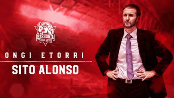 Sito Alonso, buen candidato para reconstruir el Baskonia. Análisis Baskonia