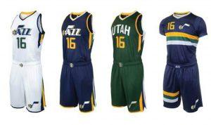 Utah Jazz 2016-17