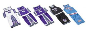 Equipaciones NBA: Sacramento Kings