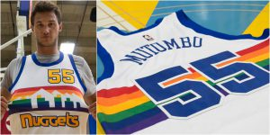 Equipaciones NBA: Nuggets