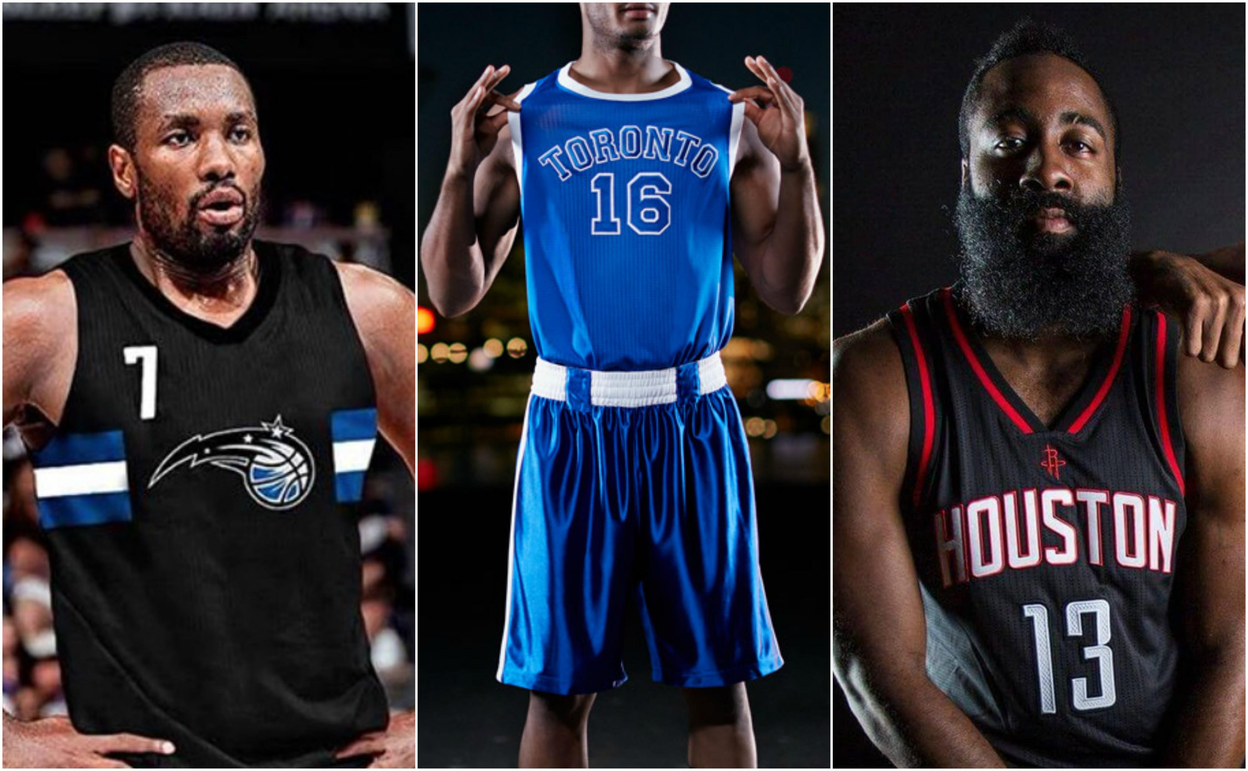 Nuevas equipaciones NBA 2016-17  repaso a las más atractivas f19becedb29a1