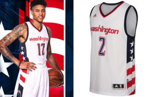 Equipaciones NBA: Wizards