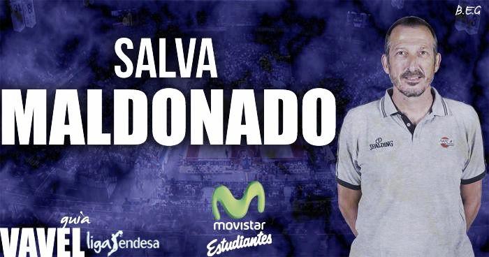 Maldonado, experiencia al servicio del Estudiantes. Análisis Movistar Estudiantes