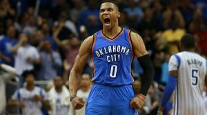 Russell Westbrook, desatado hacia el MVP.