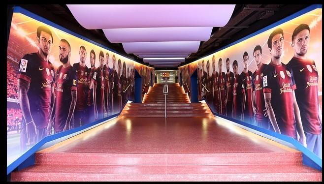 Imagen: saposyprincesas.com tours estadios