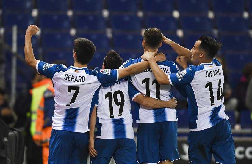 Gerard Moreno, Piatti y Leo Baptistão (Espanyol) son jugadores con los que Jurado puede conectar en ataque. Análisis Jurado Espanyol cómo juega
