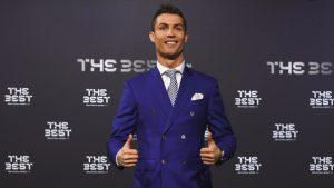 Cristiano Ronaldo The Best Ganadores premio The Best